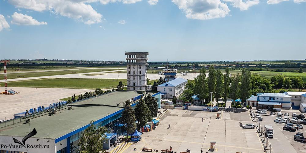 Трансфер Севастополь Анапа аэропорт