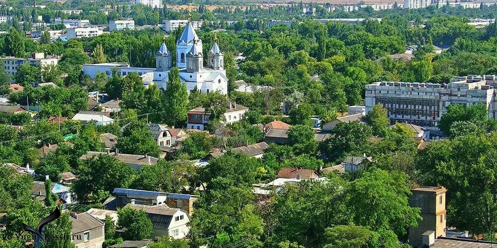 Такси Севастополь Джанкой